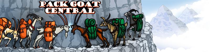Pack Goat Central